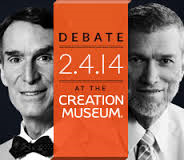 Ken Ham and Bill Nye Debate (2/4)