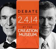 Ken Ham and Bill Nye Debate (2/4)