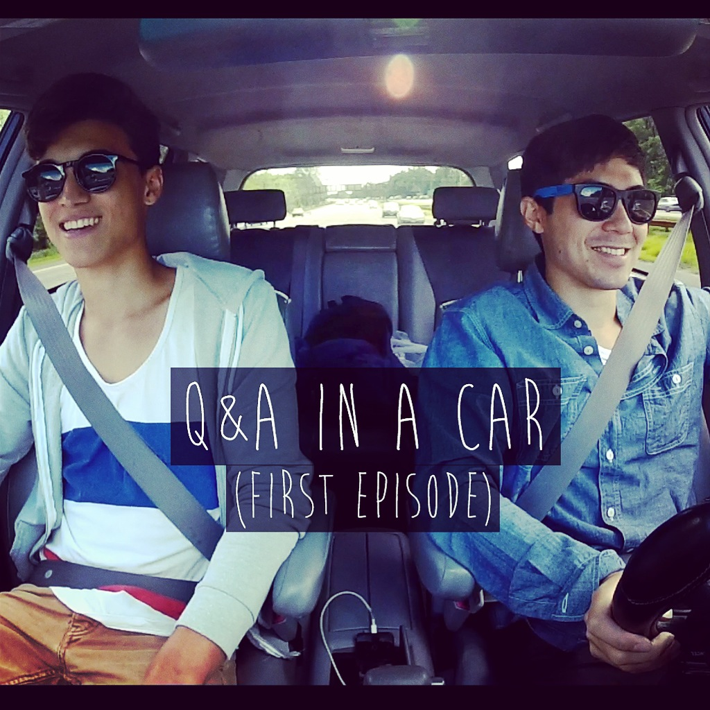 INTRODUCING: IMPACT // Q&A IN A CAR // Episode 1 //