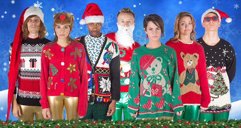 IMPACT Christmas Ugly Sweater Bonanza (Dec 19)